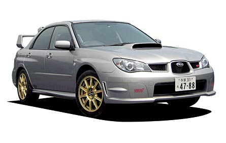 XPT Stage 2 - 2007 STI - Click Image to Close