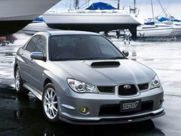 XPT Stage 1 - 2007 STI - Click Image to Close